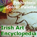 history of prehistoric colour